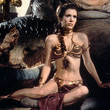 On What to Tell Your Kids About Princess Leia's Teeny Costume