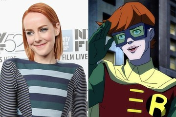 Jena Malone Might Be Playing Robin in 'Batman v Superman'