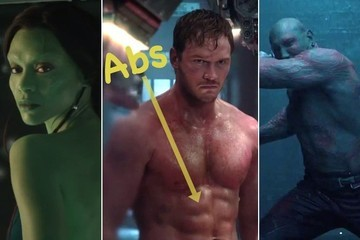 11 Points of Interest from the First 'Guardians of the Galaxy' Teaser