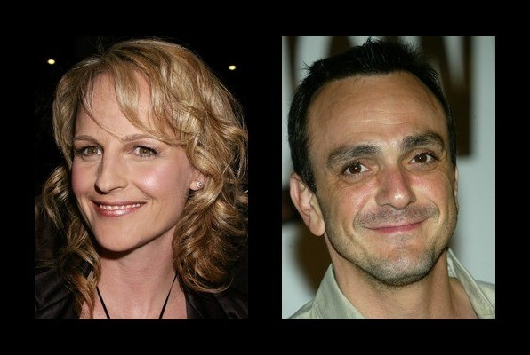 Helen Hunt was married to Hank Azaria