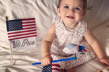 Could Celebrity Babies Be Any Cuter This 4th of July?
