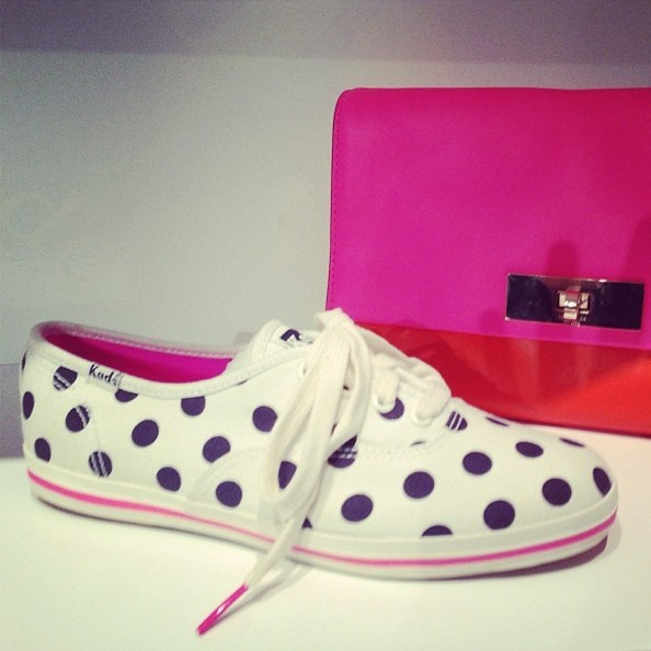 UNVEILED - The Full Kate Spade for Keds Lineup