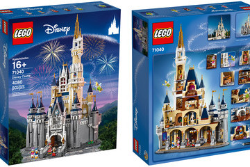 This Lego Disney Castle Set Is the Next Best Thing to Being There