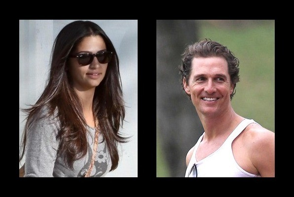 Camila Alves is married to Matthew McConaughey