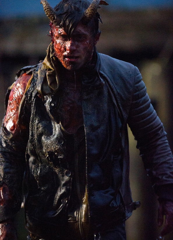 Daniel Radcliffe Takes a Turn for the Terrifying in New Pictures from 'Horns'