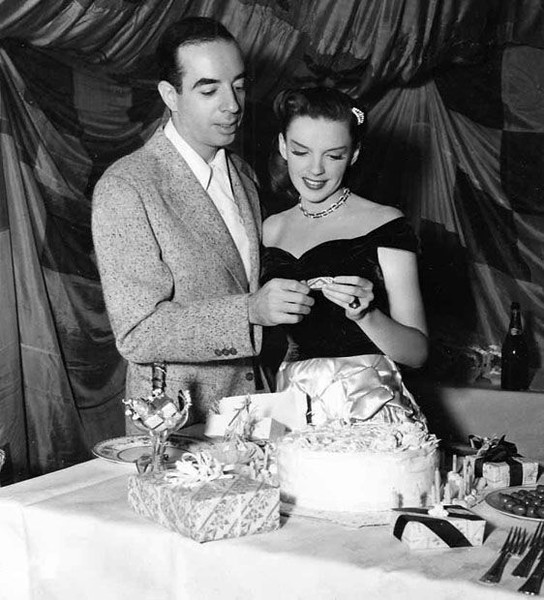 Image result for judy garland and vincente minnelli