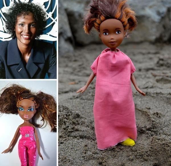 These Bratz Dolls Transformed into Inspiring Women Is Awesome