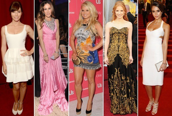 Vote - Who is the Most Stylish Jessica?