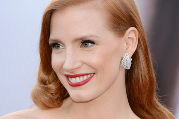 How to Get a Vibrant Light Copper Hair Color Like Jessica Chastain