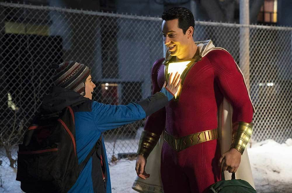 Goofy 'Shazam!' Desperately Wants You To Like It