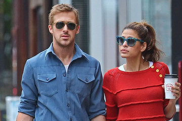 So This Is What Ryan Gosling and Eve Mendes' Baby Might Look Like