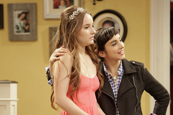 Exclusive Video: Eve Is Headed to Prom on the Season Finale of 'Last Man Standing'