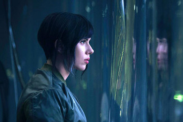First Picture of Scarlett Johansson in 'Ghost in the Shell' Reignites Whitewashing Controversy