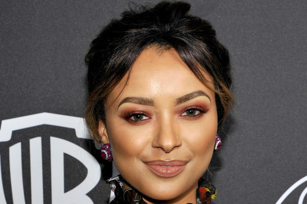 The Vampire Diaries Star Kat Graham Hospitalized After Alleged Pot Brownie Trip
