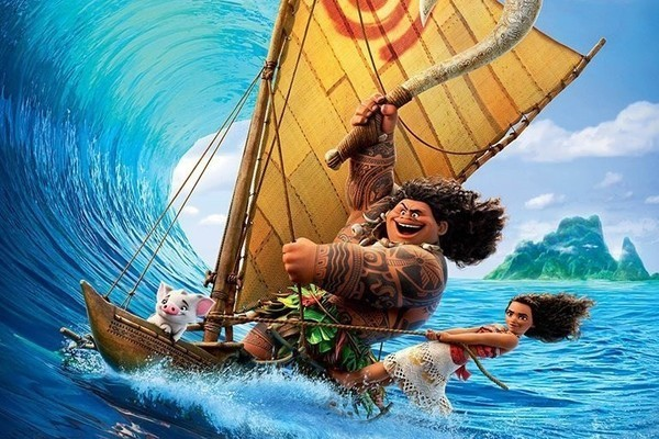 Which 'Moana' Character Are You? - Quiz - Zimbio
