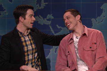 'SNL' Addressed Pete Davidson's Suicide Scare In The Most 'SNL' Way