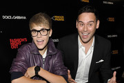Justin Bieber's Manager Is Upset About Those Grammy Nominations