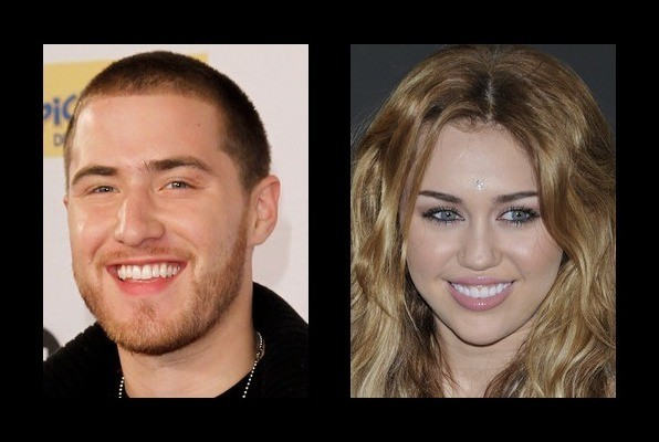 Mike Posner was rumored to be with Miley Cyrus