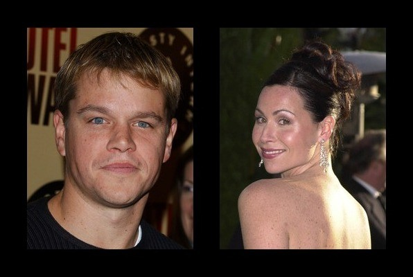 matt damon dating history zimbio 15 famous couples you didn't realize were together (still) with the internet naming their relationship as vogue deemed matt damon and luciana barroso as.