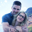 Oliver & Felicity ('Arrow')