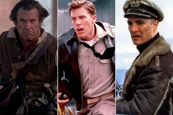 Historical Movies That Are Outrageously False