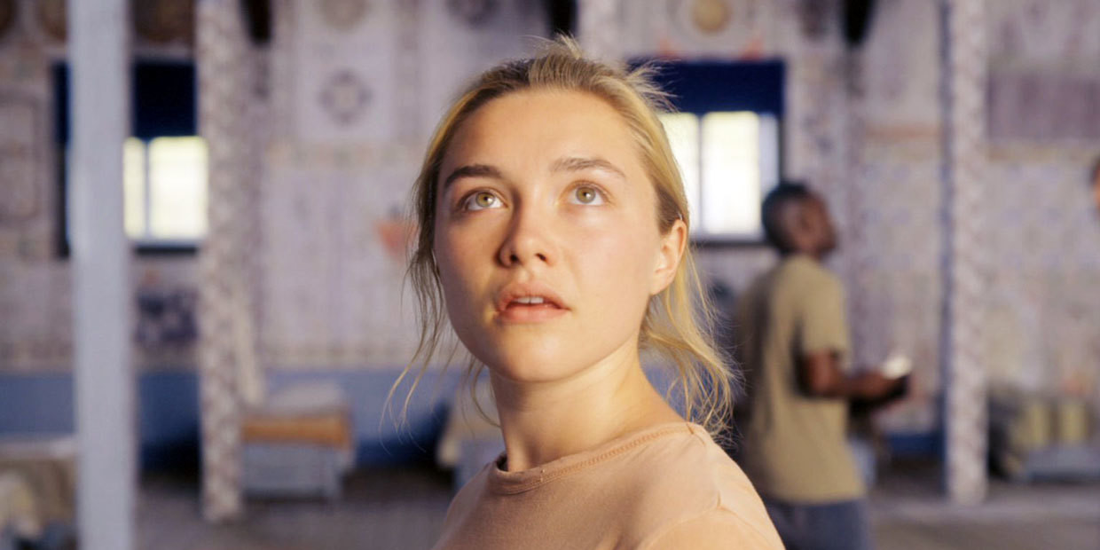 Florence Pugh Top >> Who Is Florence Pugh The Lead Actress In Midsommar Zimbio