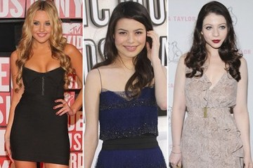 Nickelodeon Stars Past and Present