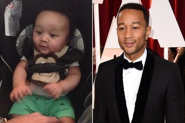 Meet the Adorable Babies Who Look Just Like These Famous People