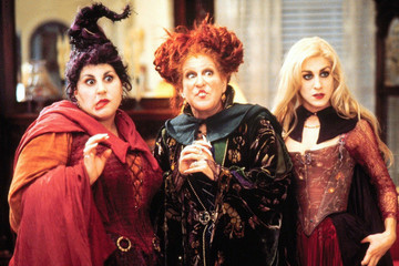Stock Your House With Salt, Disney Is Making a 'Hocus Pocus' TV Movie