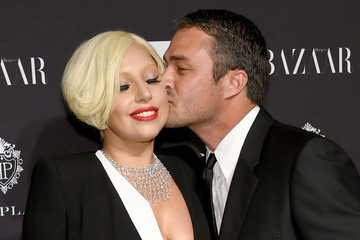 See Lady Gaga's Huge Heart-Shaped Engagement Ring