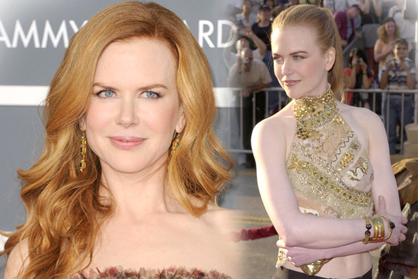 Fashion Flashback: Nicole Kidman Then & Now