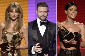 2013 American Music Awards Winners