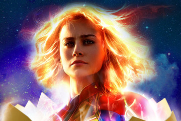 'Captain Marvel' Easter Eggs