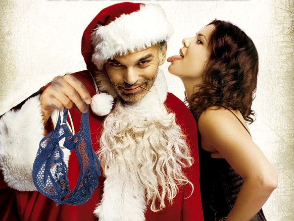 Bad Santa Hilarious Movie Title Translations Zimbio