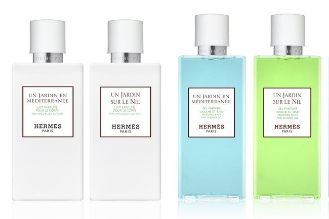 Your Bathroom is About to Get a Major Upgrade with Hermès' New Body Line