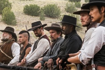 First Trailer for 'Magnificent Seven' Remake Brings Us a Multicultural Hero Squad