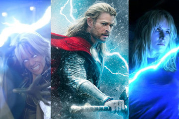 The Most Electrifying Characters in Hollywood