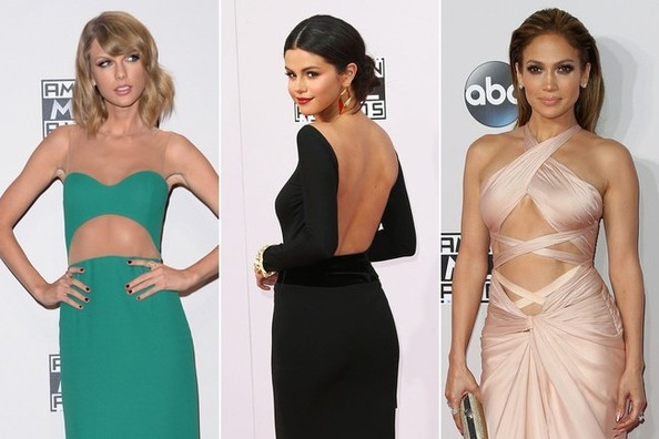 The Best, Worst, and Sparkliest Looks at the AMAs