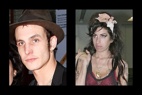 amy winehouse dating list