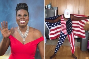 Leslie Jones Hilariously Live Tweets the Olympics, Is Promptly Invited to Attend