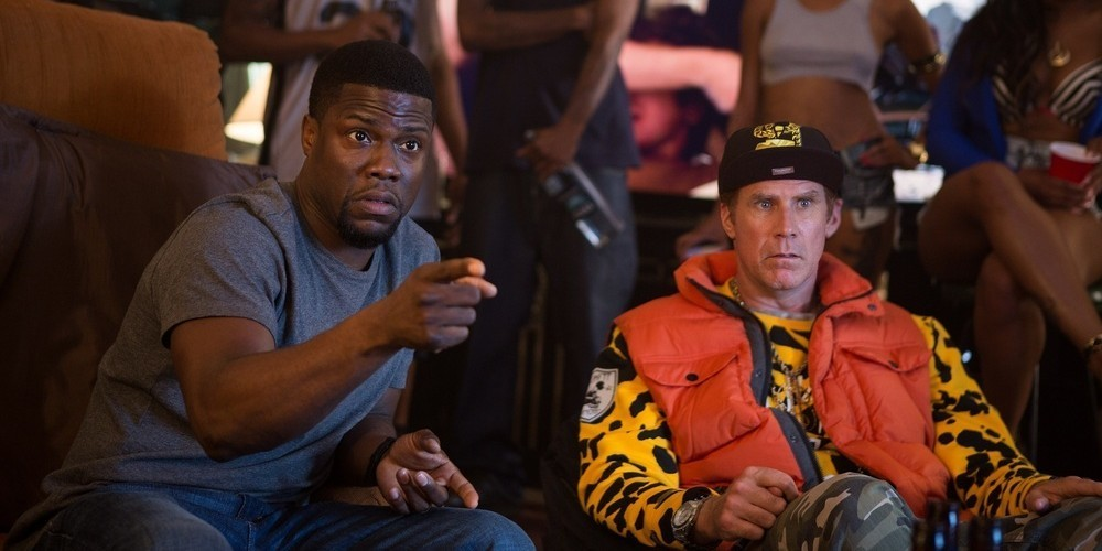 Recycled Ideas Galore in Awkward 'Get Hard'