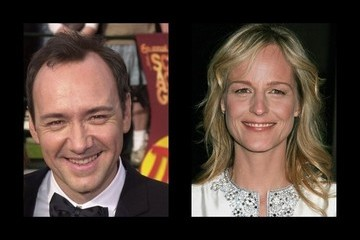 Kevin Spacey Dating History
