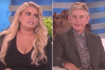 Jessica Simpson Channeled That Hilarious 'Chicken of the Sea' Moment in This Adorably Strange 'Ellen' Interview