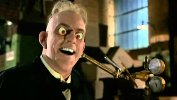 Judge Doom in 'Who Framed Roger Rabbit' - The Scariest Faces in ...