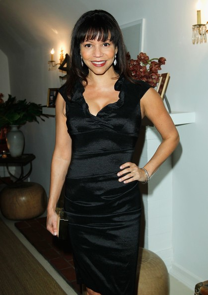 Get the Look - Gloria Reuben's LBD