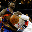 New York Knicks v Charlotte Bobcats - From zimbio.com