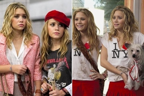 Mary-Kate and Ashley Olsen, 'New York Minute,' 'Full House ...