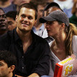 Gisele+Bundchen in Detroit Pistons v Boston Celtics, Game 2 - From zimbio.com