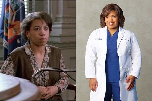 Chandra Wilson - Then and Now: The Cast of \'Grey\'s Anatomy\' - Zimbio