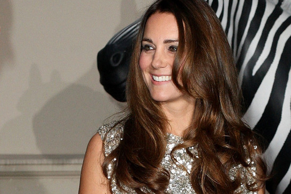 Kate Middleton Returns to the Red Carpet